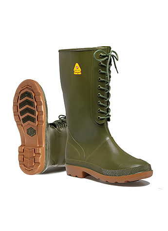 GUMMISTIEFEL EVERGREEN GR. 42