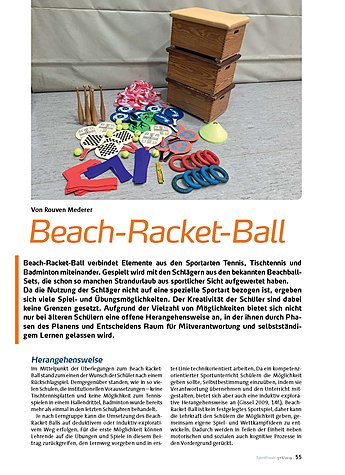 BEACH-RACKET-BALL
